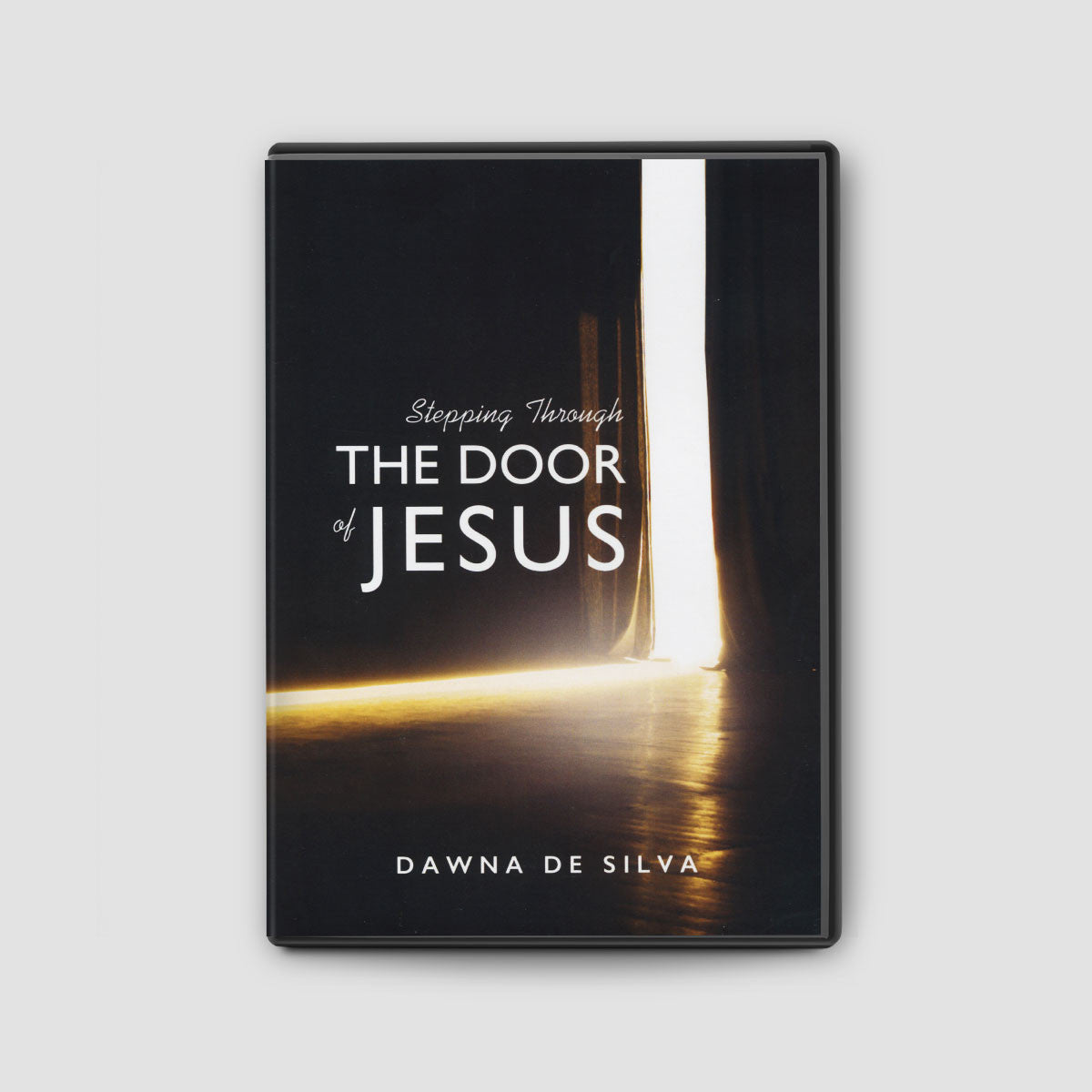 Stepping Through the Door of Jesus