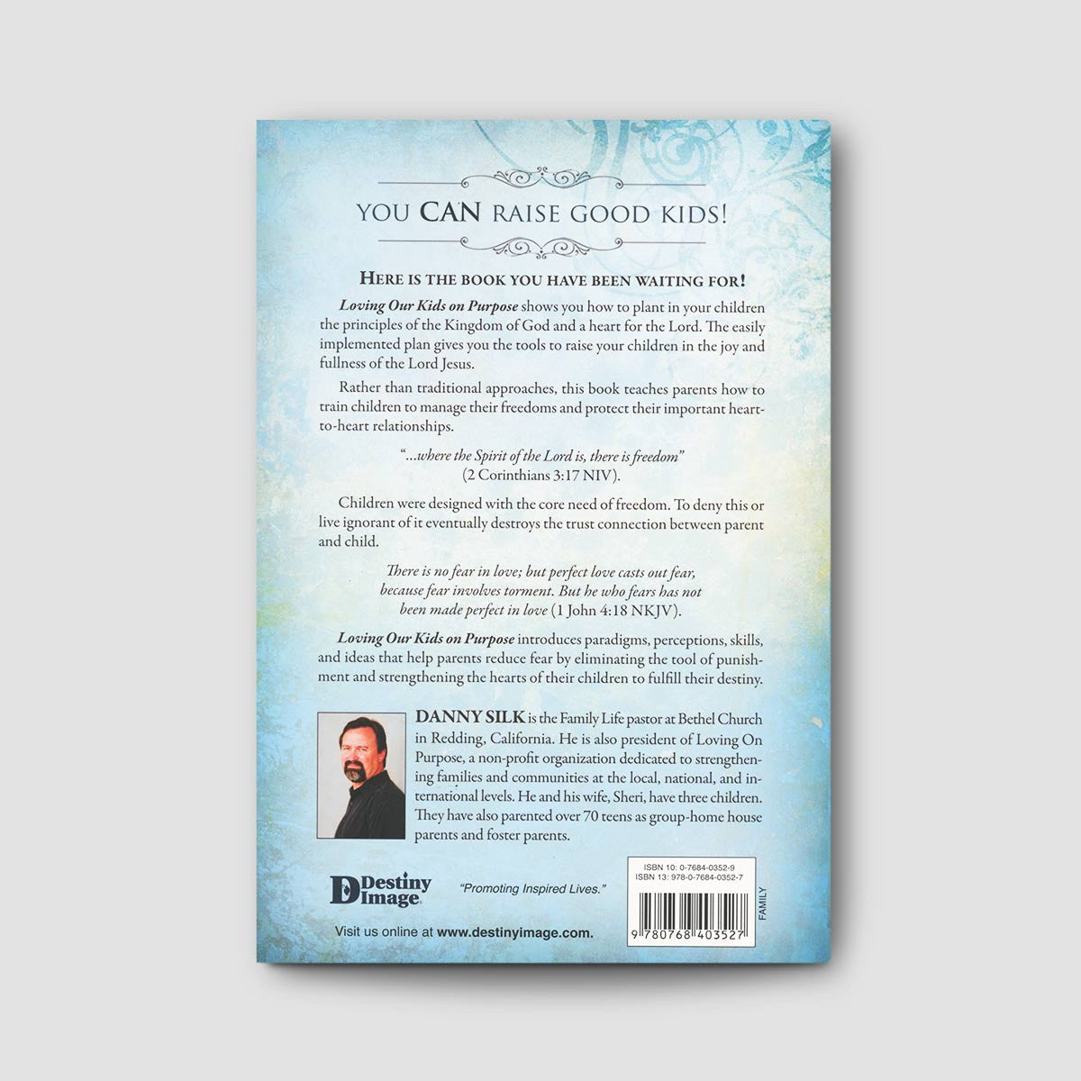 Loving Our Kids on Purpose Book