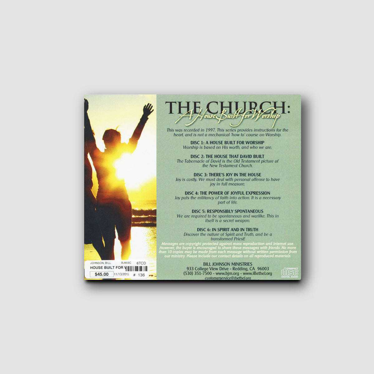The Church: A House Built for Worship