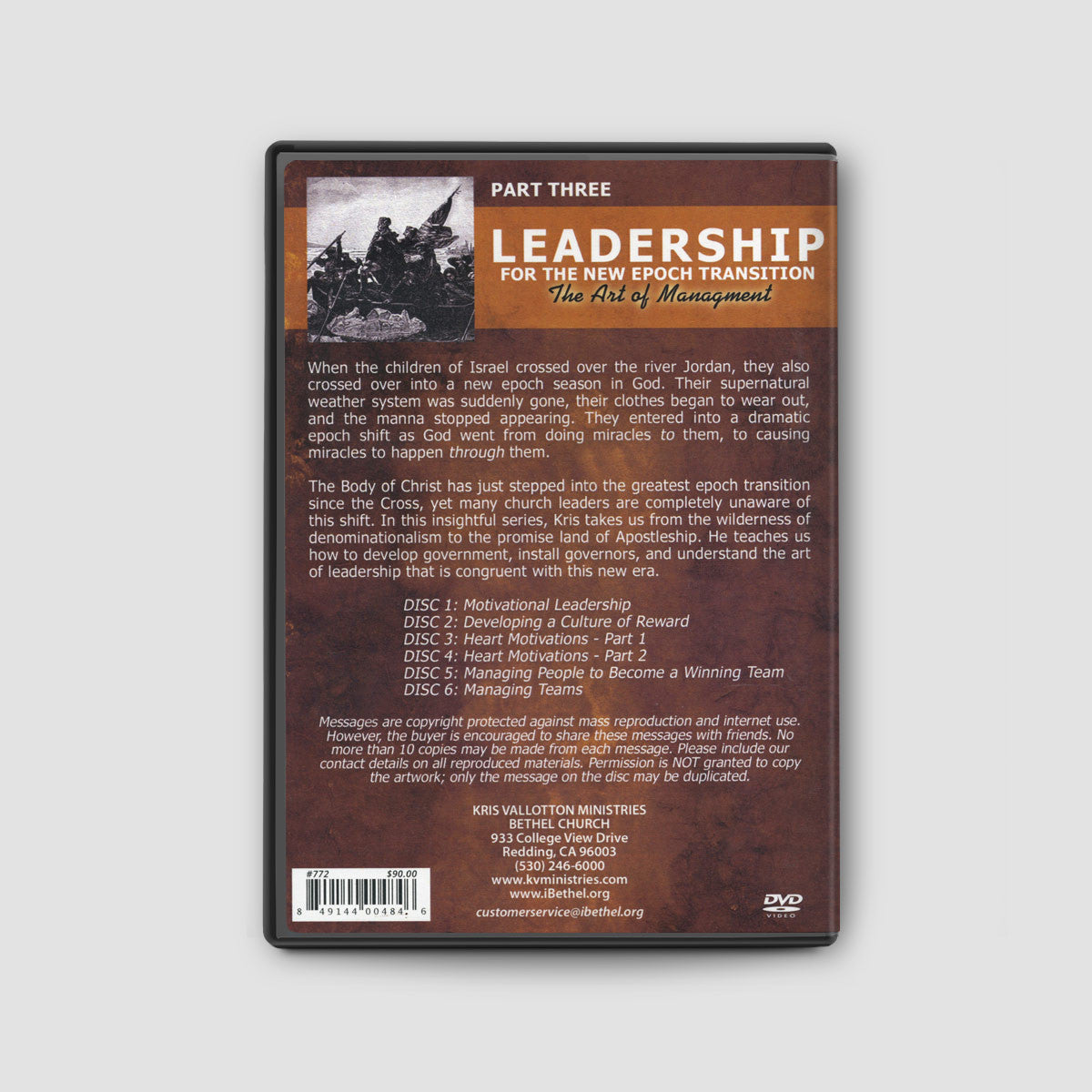 Leadership for the New Epoch Transition Part 3