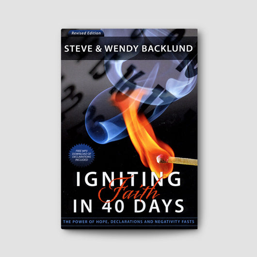 Igniting Faith In 40 Days