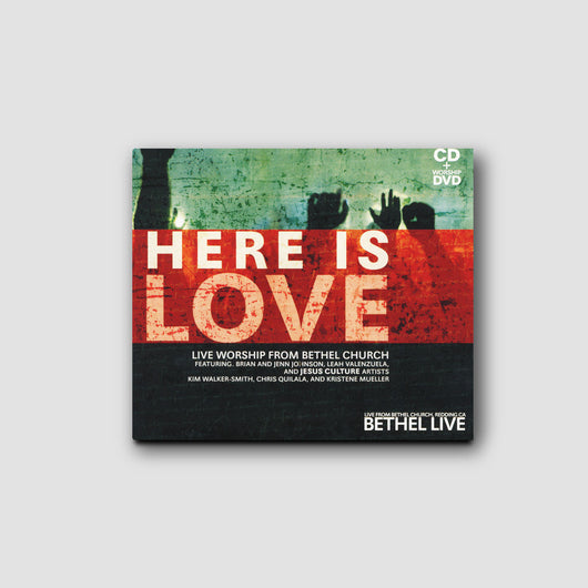 Bethel Live: Here is Love (CD + DVD)