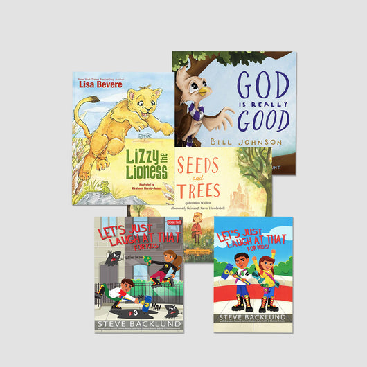 Kids Large Reading Bundle