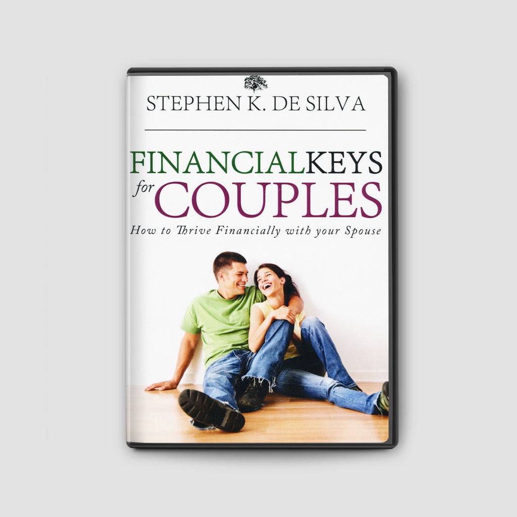 Financial Keys for Couples: How to Thrive Financially With Your Spouse