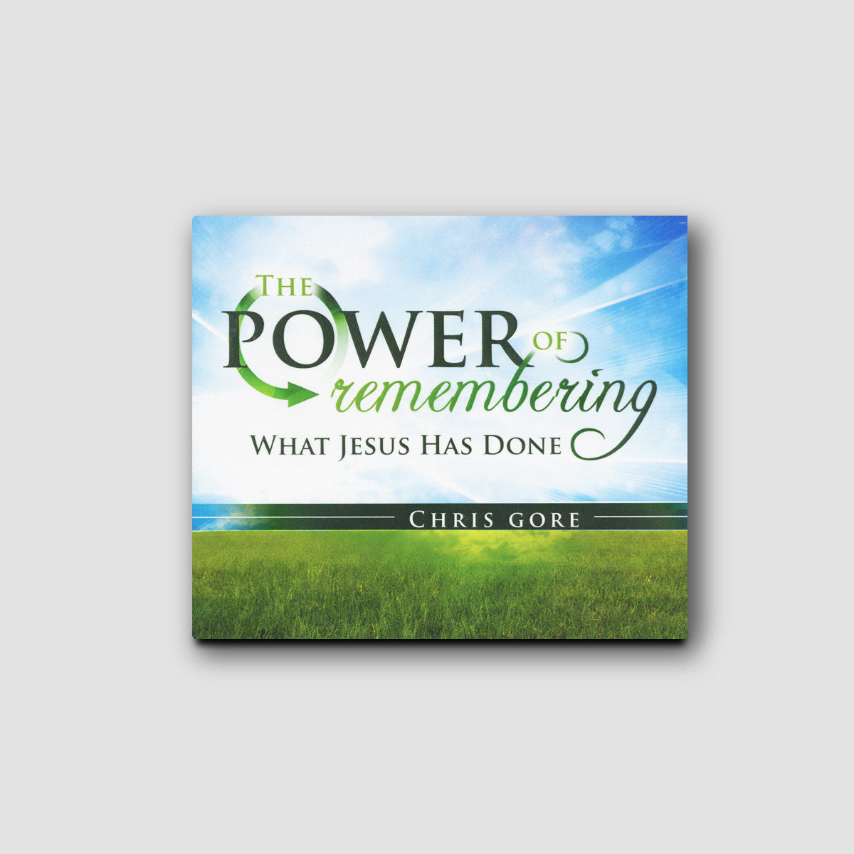 The Power of Remembering