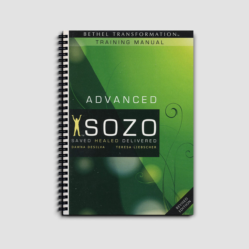 Sozo Advanced Training Manual