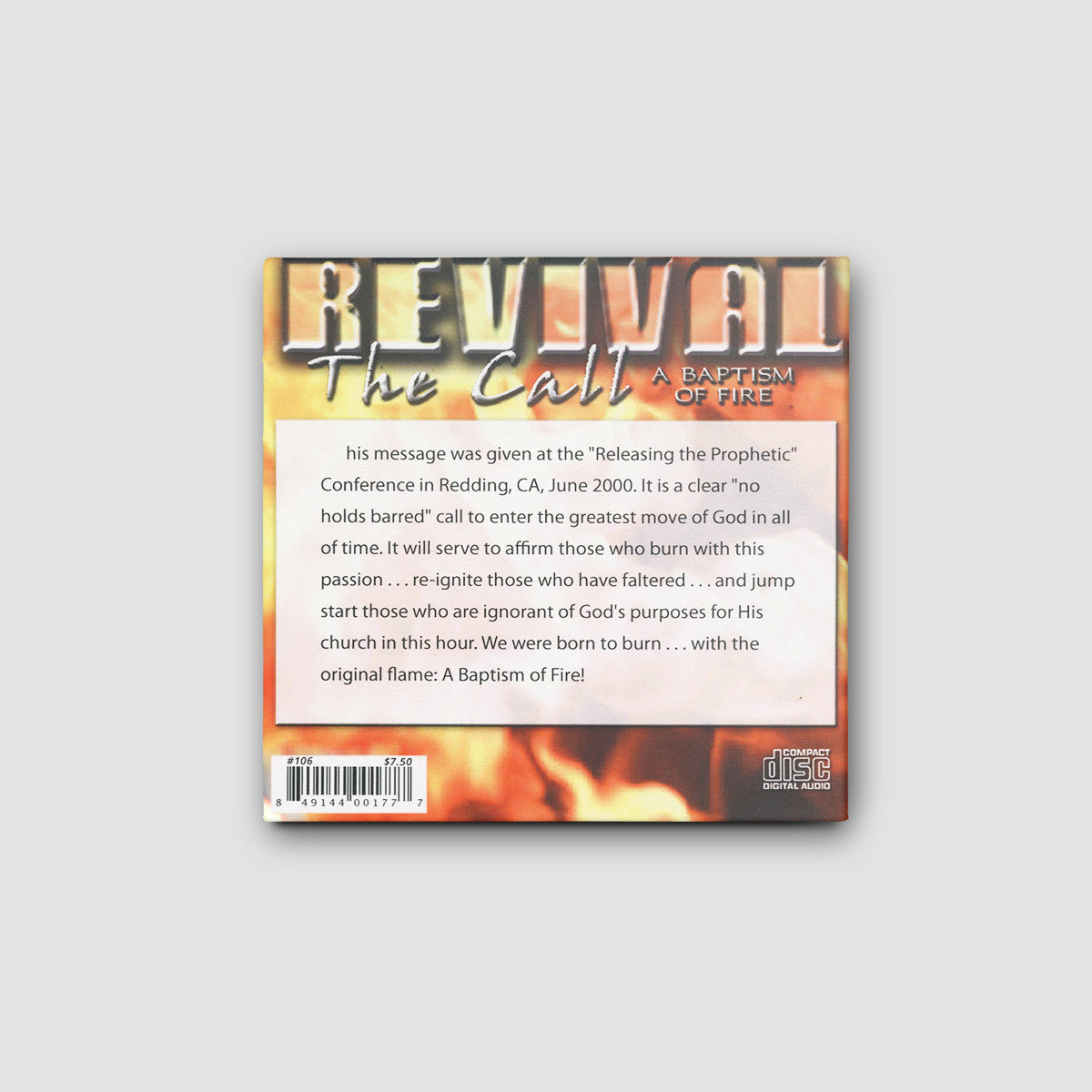REVIVAL: The Call