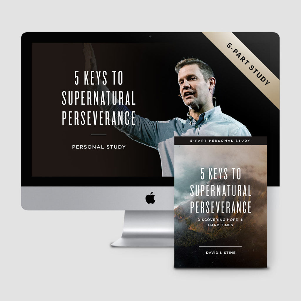 5 Keys to Supernatural Perseverence