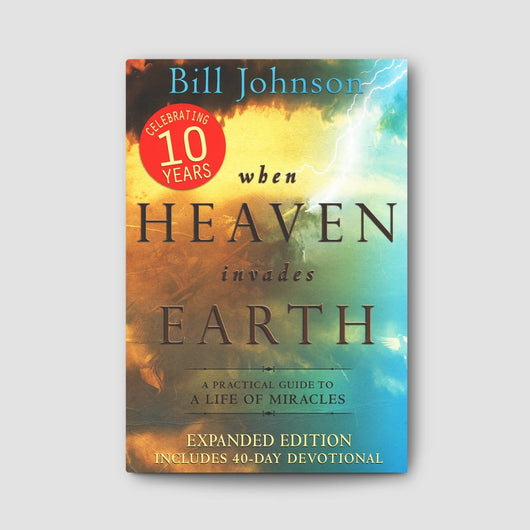 When Heaven Invades Earth Book - Expanded Edition