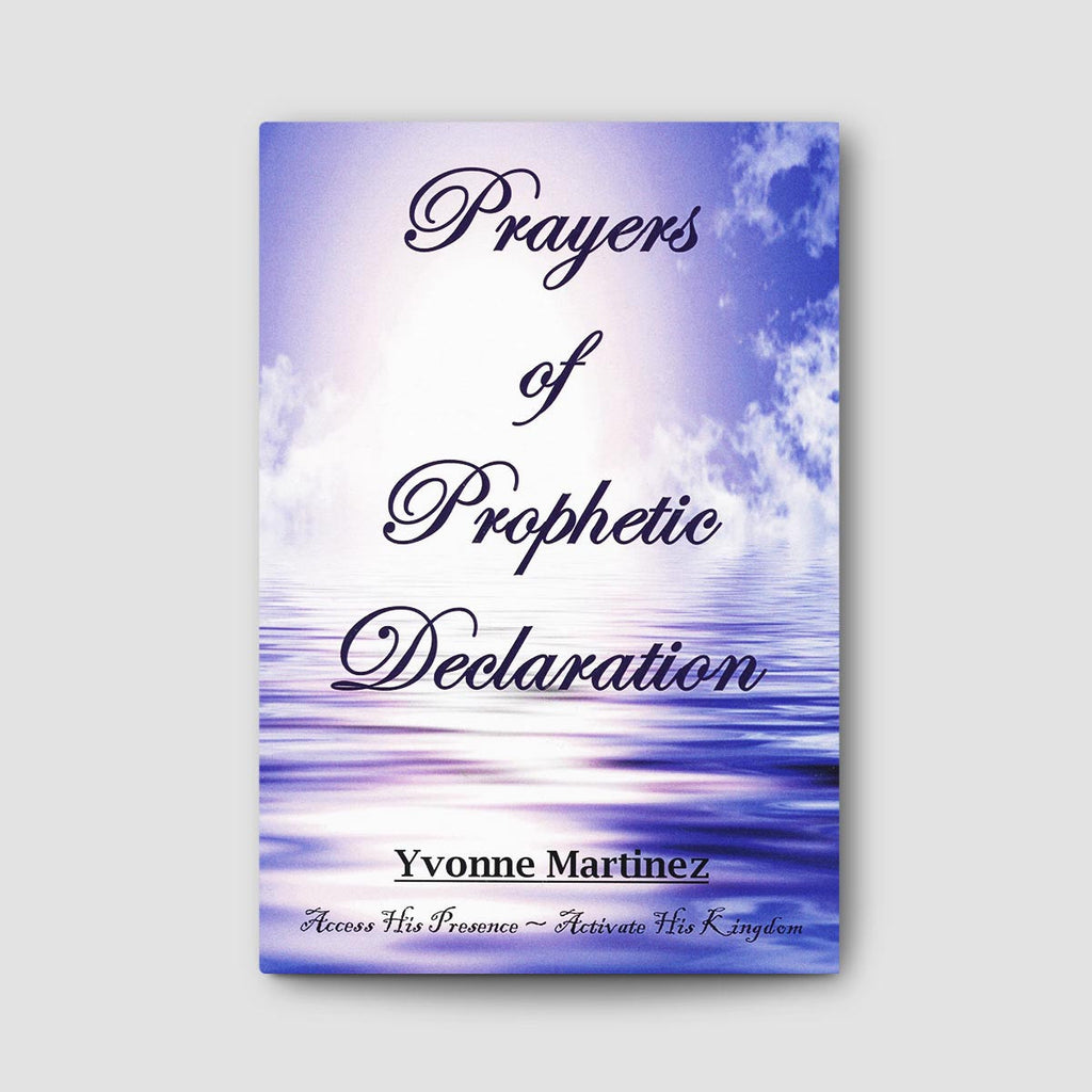 Prayers of Prophetic Declaration
