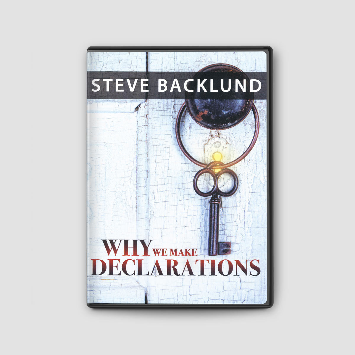 Why We Make Declarations