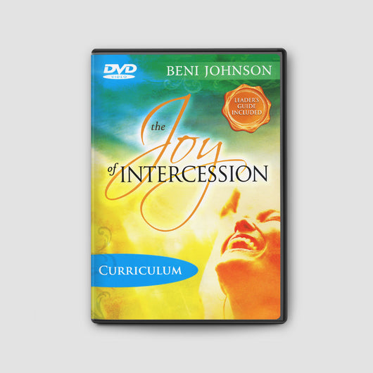 The Joy of Intercession Bible Study Curriculum