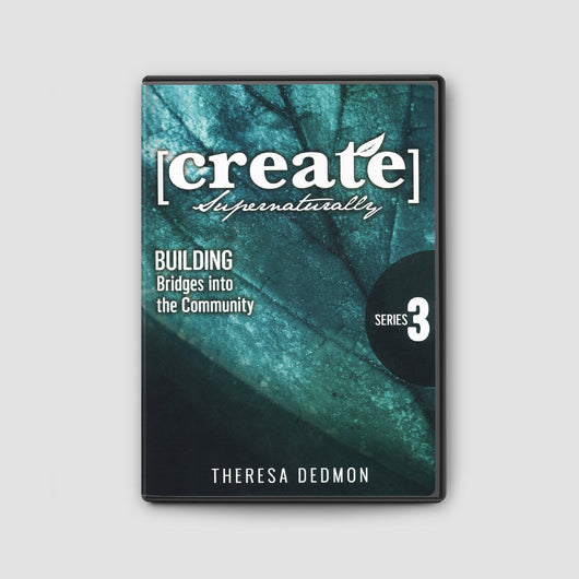 Create Supernaturally - Series 3