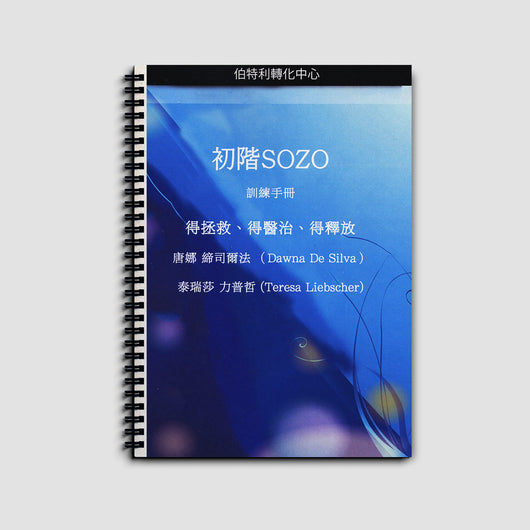 Sozo Basic Training  - Chinese