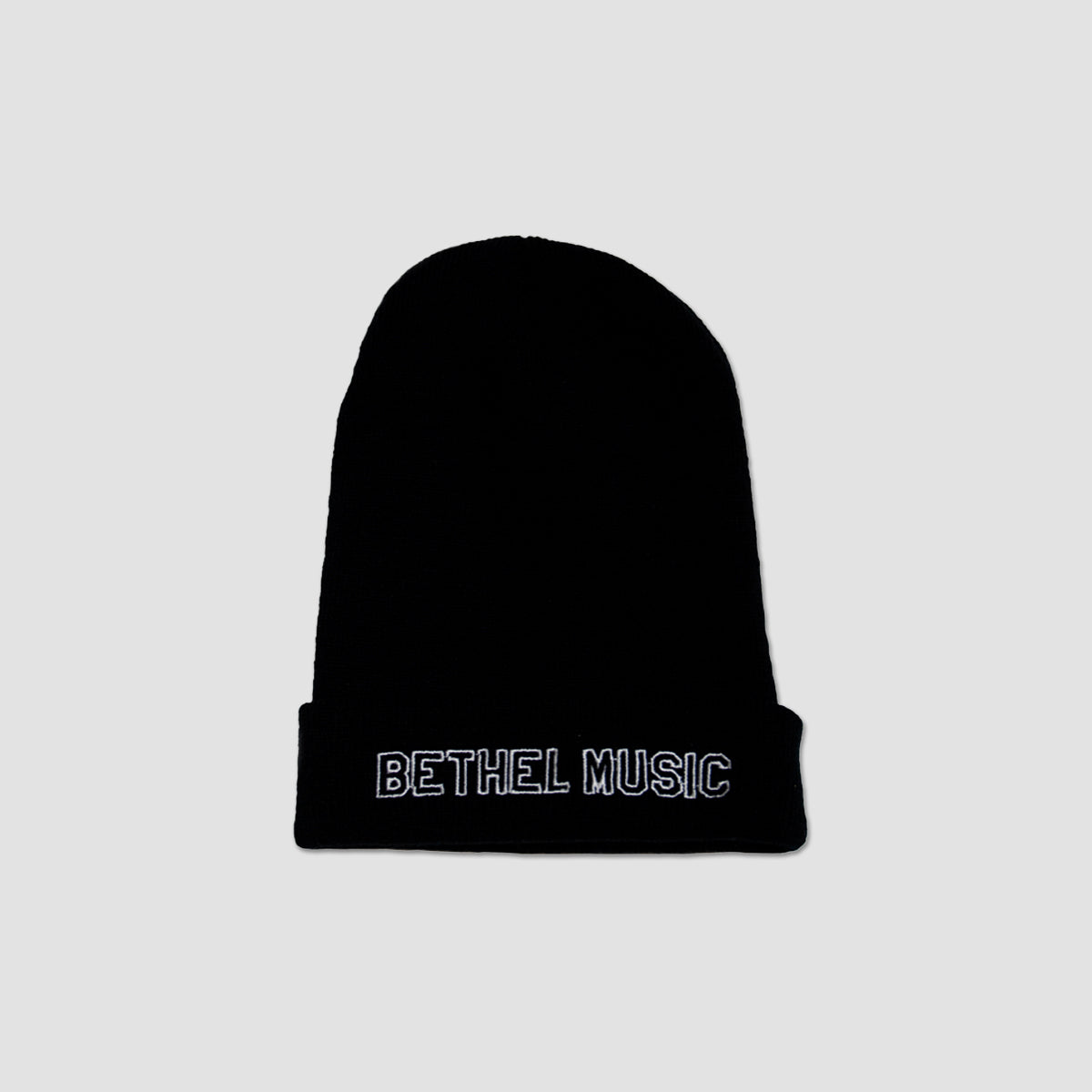 Bethel Music Outline Embroidered Beanie