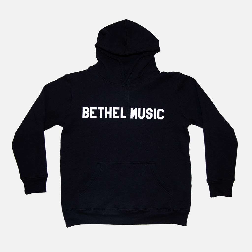Bethel Music Hooded Pullover Fleece