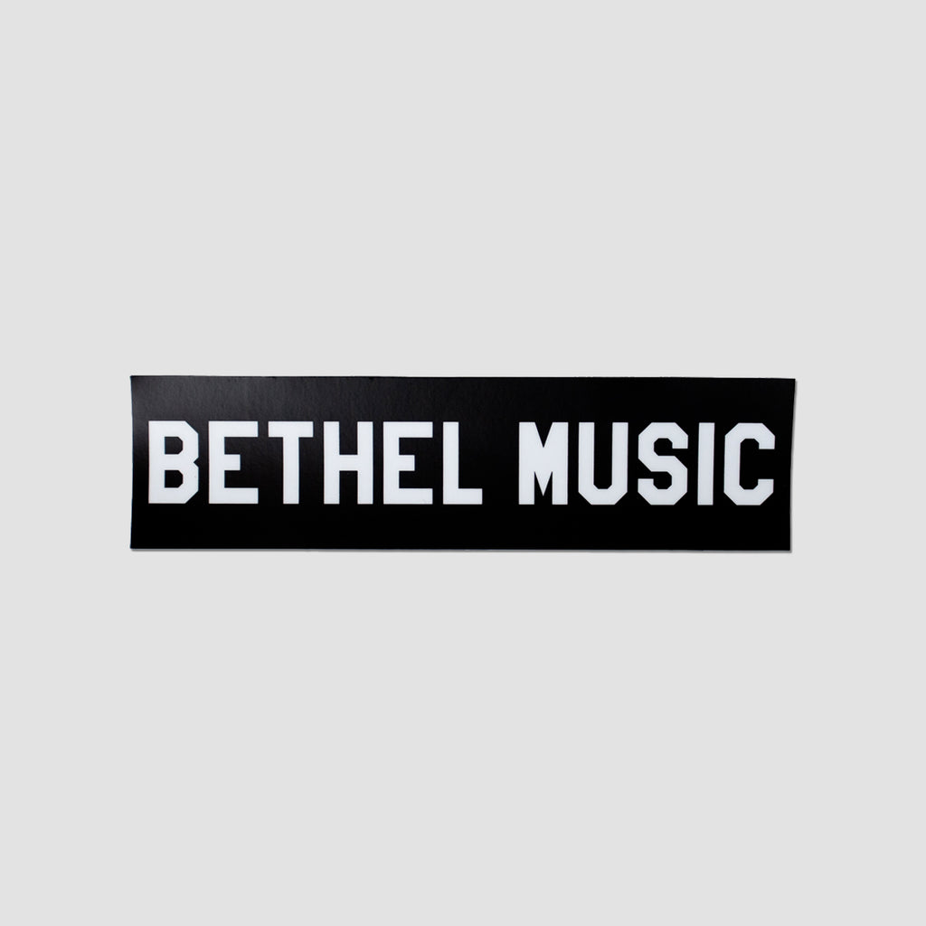 Bethel Music Collegiate Sticker