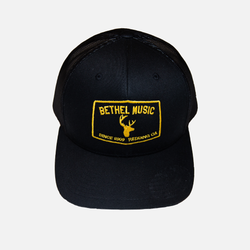 2009 Buck Embroidered Trucker Hat