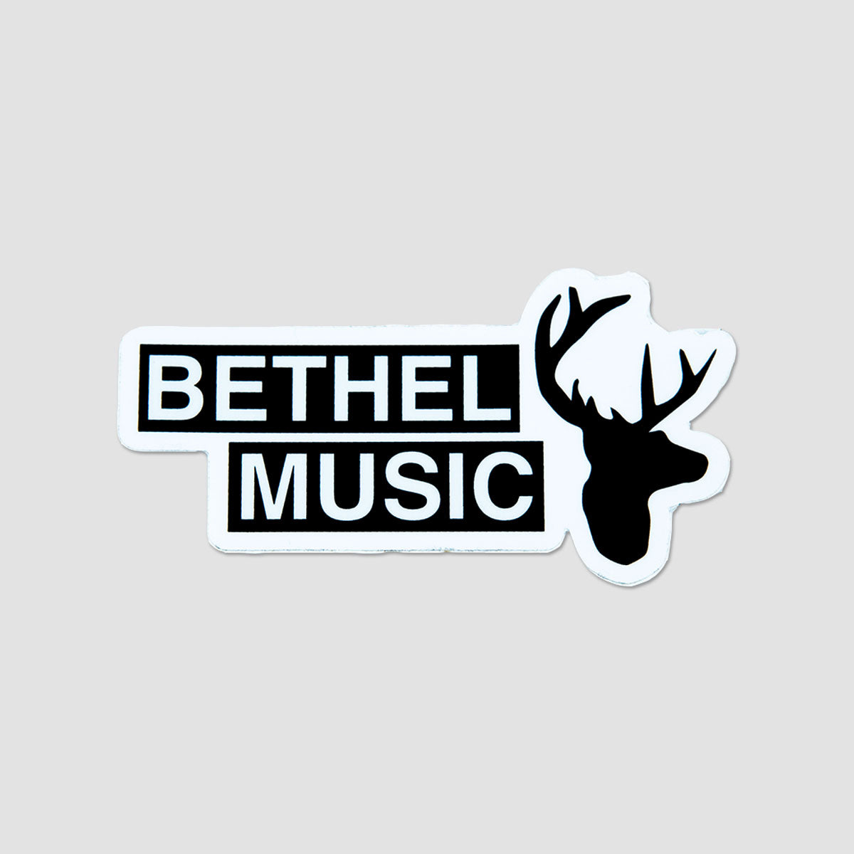 Bethel Music Buck Sticker