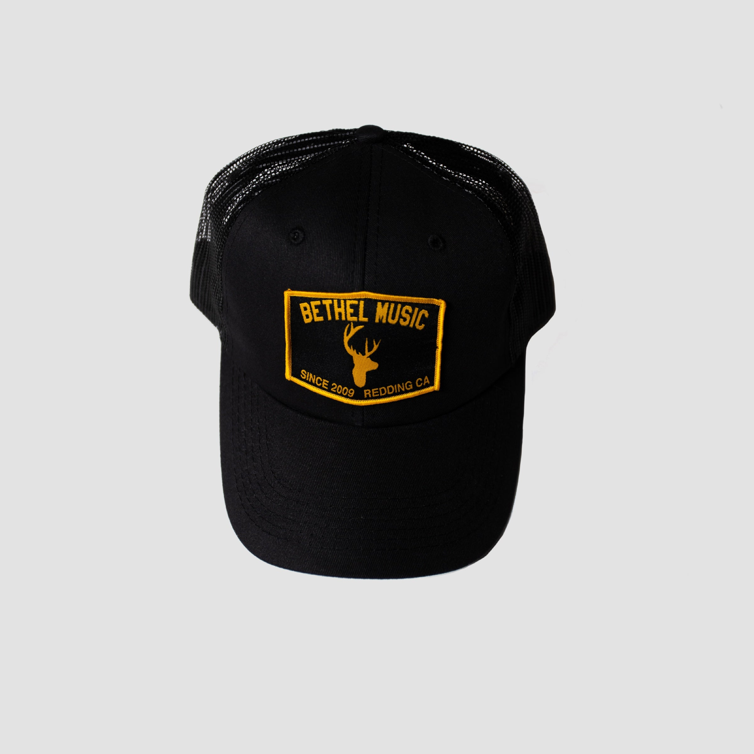 2009 Buck Patch Trucker Hat