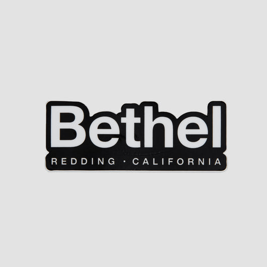 Bethel Redding Sticker