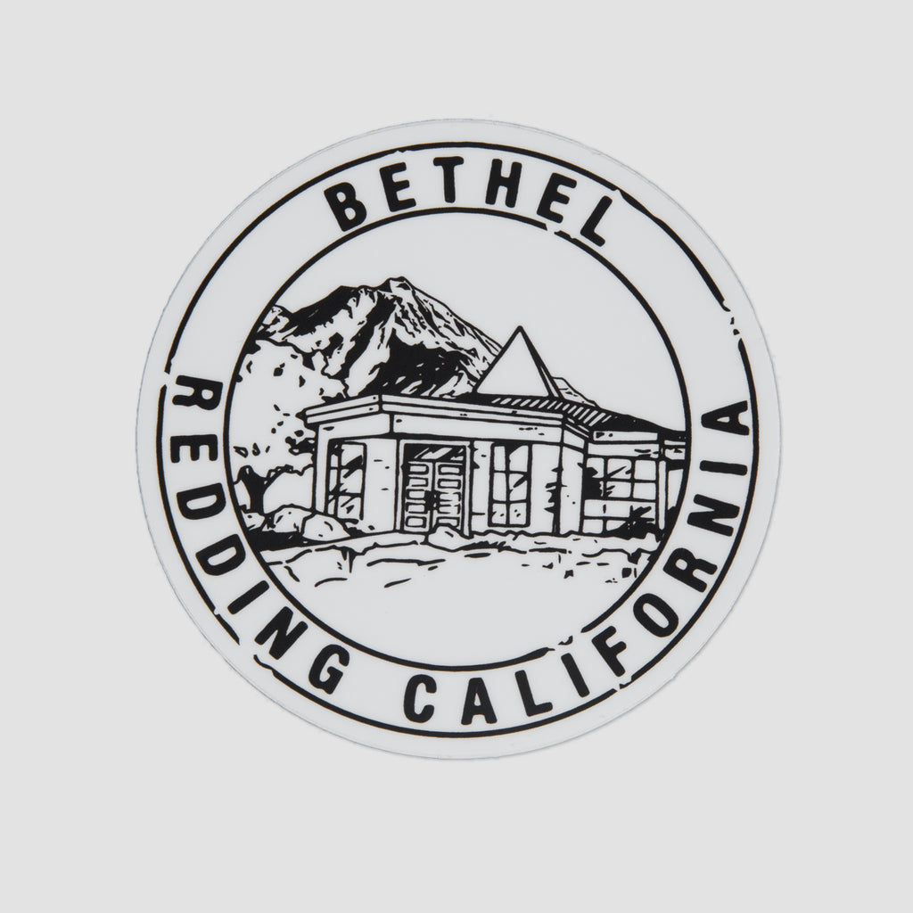Bethel Stamp Sticker