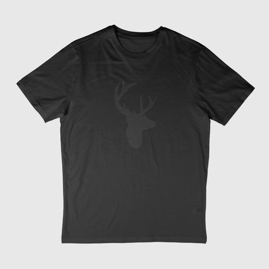 Collegiate Buck Tee