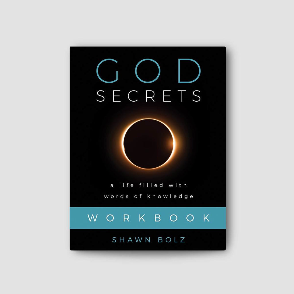 Workbooks prayer workbook : God Secrets – Bethel Store