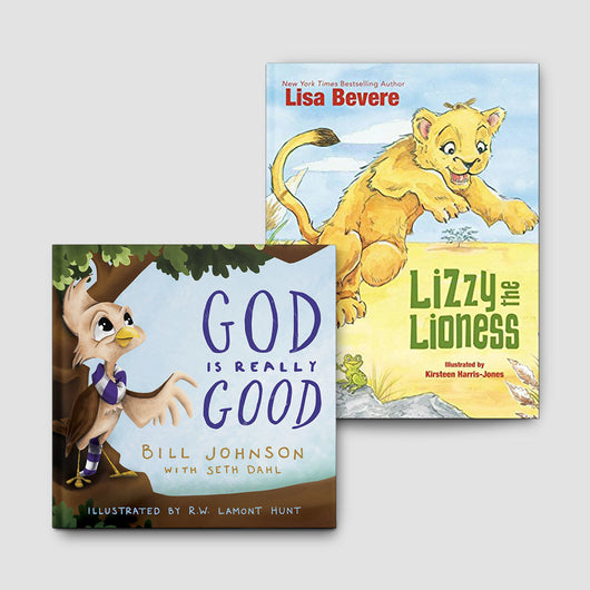 God is Really Good & Lizzy the Lioness Bundle