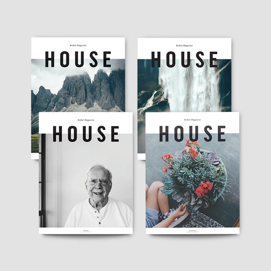 House Magazine Bundle