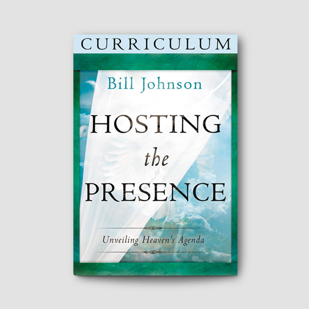 Hosting the Presence Bible Study Curriculum DVD