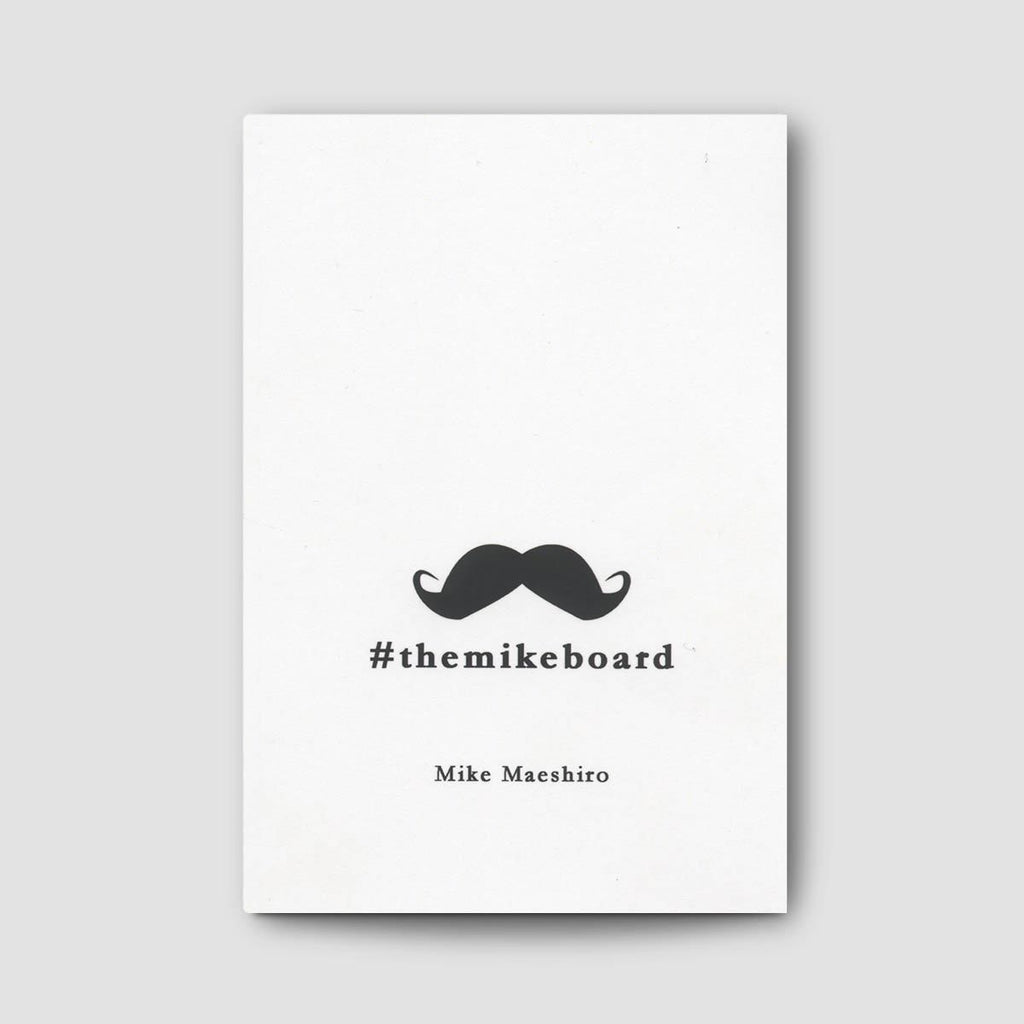 #themikeboard Book