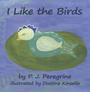 I Like the Birds Book