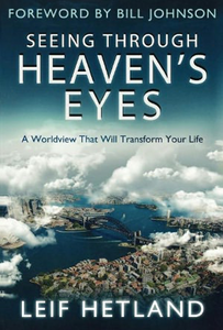 Seeing Through Heaven's Eyes Book