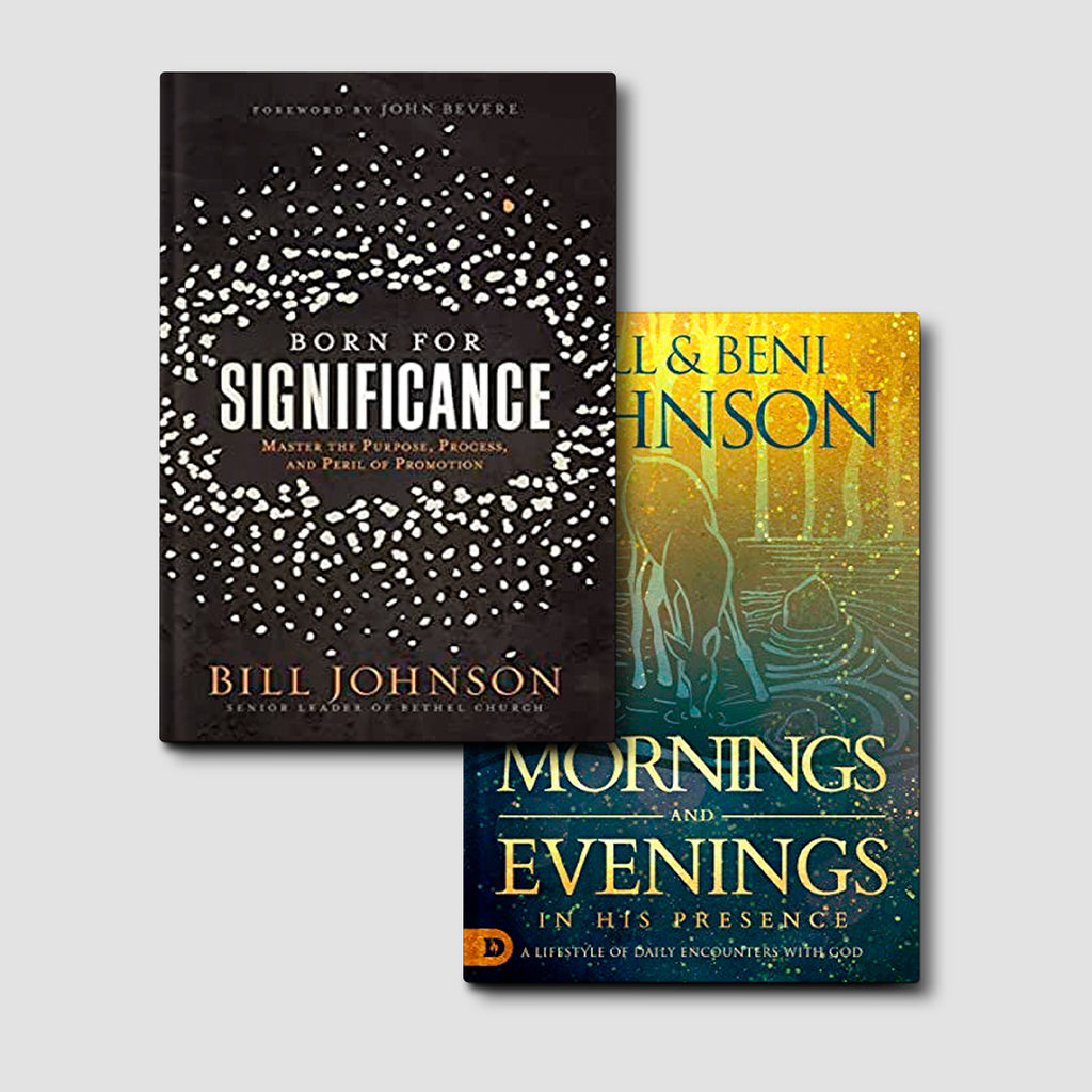 Born for Significance Bundle #1