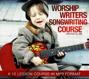 Worship Writers Songwriting Course MP3 CD