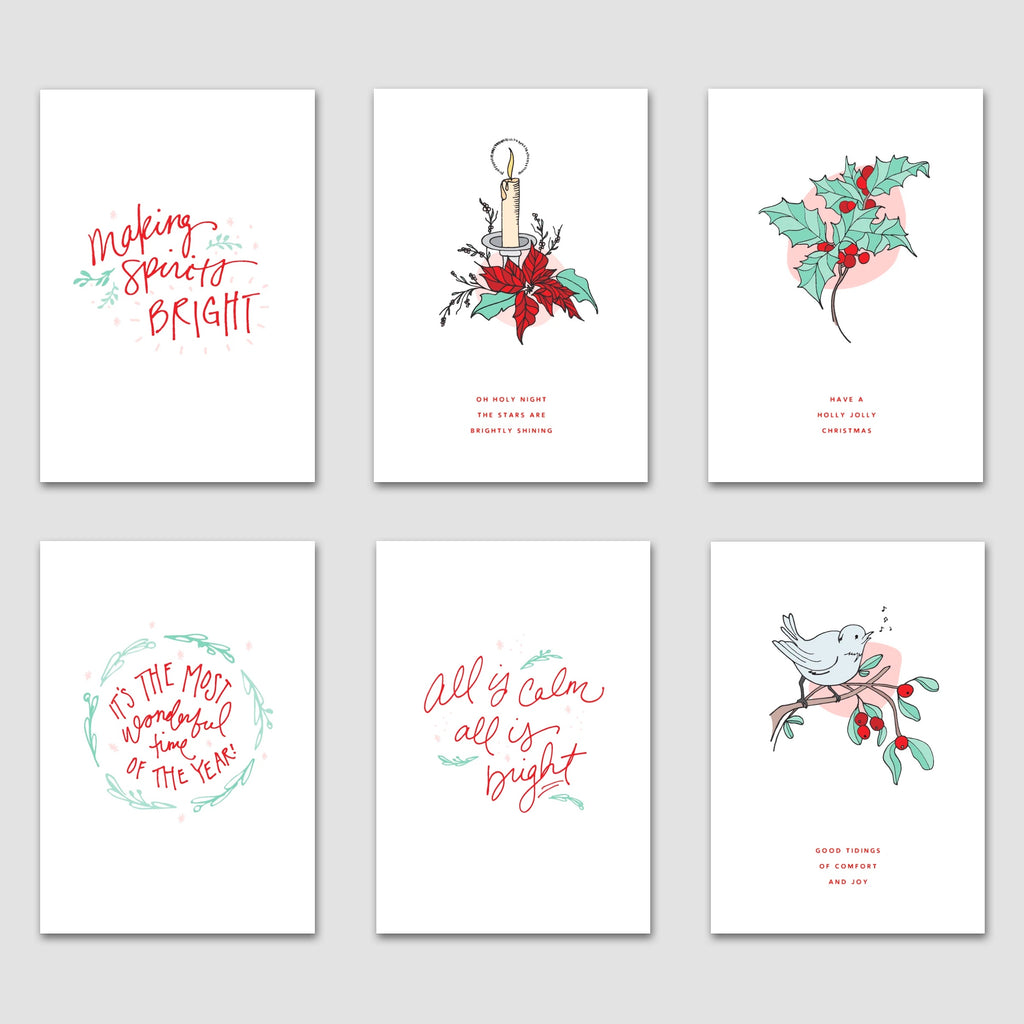 Amy Miller Holiday Card Bundle