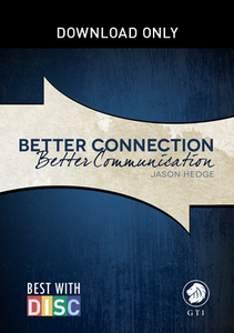 Better Connection Better Communication