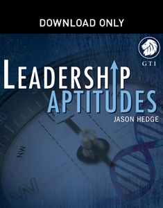 Leadership Aptitudes