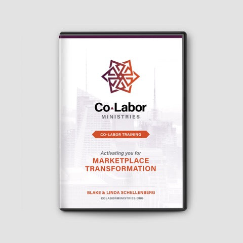 Co-labor Training: Activating You For Marketplace Transformation