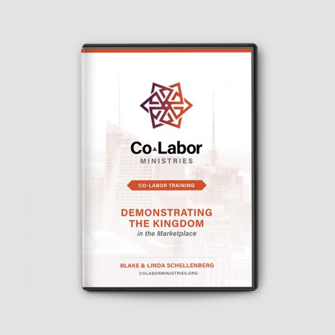 Co-labor Training: Demonstrating Kingdom in the Marketplace