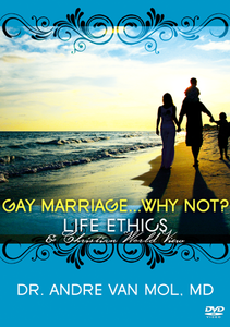 Gay Marriage/Why Not? DVD