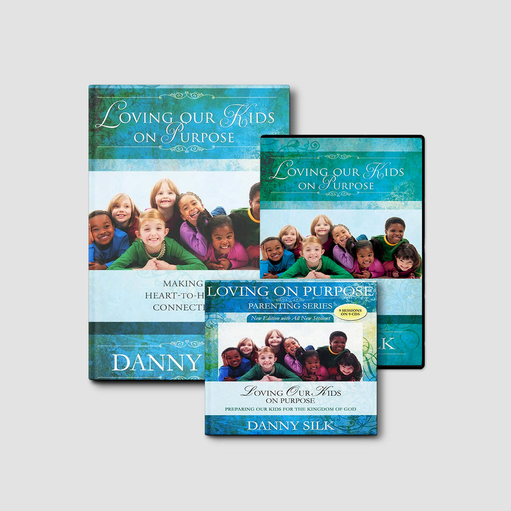 Parenting Track Bundle [Loving Our Kids on Purpose]