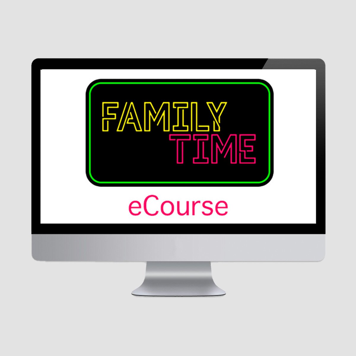 Family Time E-Course by Nothing Hidden Ministries