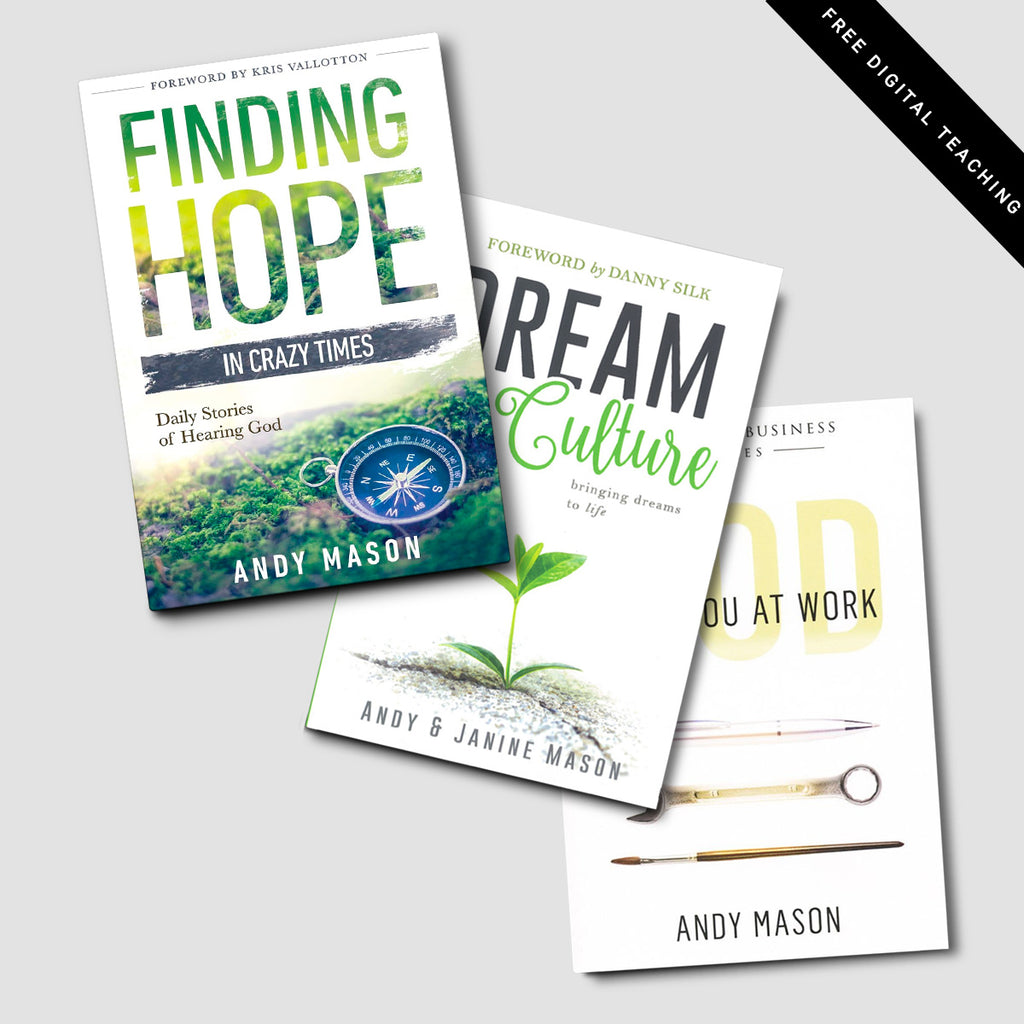 Finding Hope in Crazy Times Bundle 3