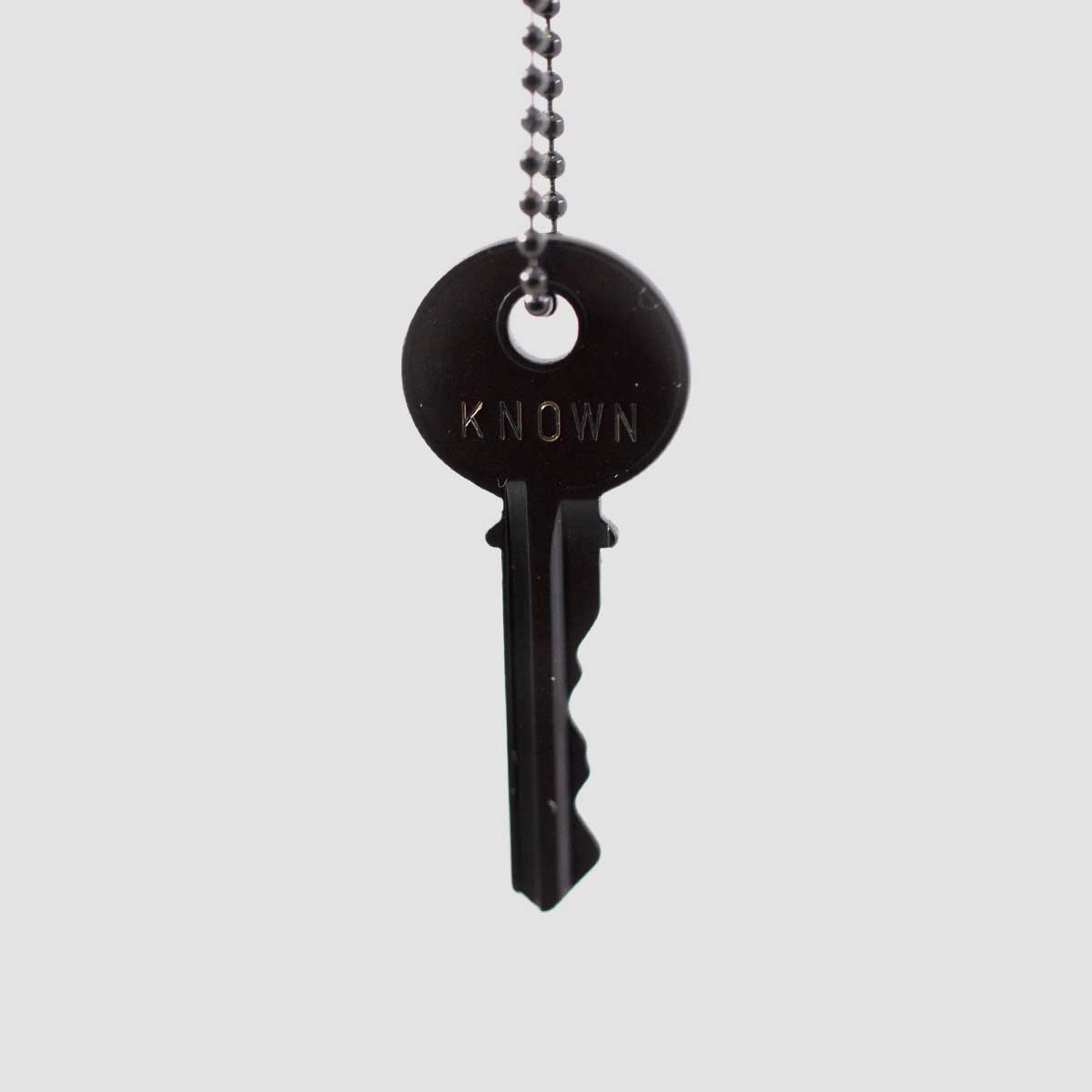 Known Key Necklace