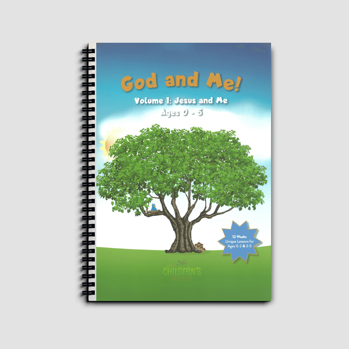 God and Me Volume 1