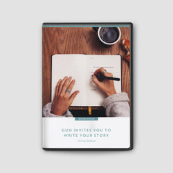 God Invites You to Write Your Story
