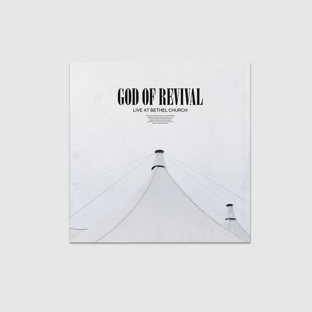 God of Revival (Live) Single