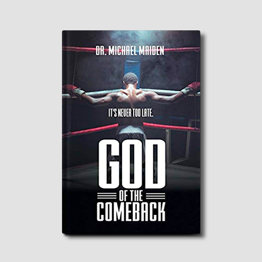 God of the Comeback: It's Never Too Late